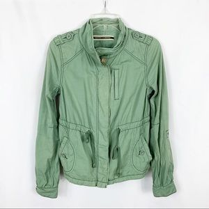 Anthropologie Daughters Of Liberation Cargo Jacket
